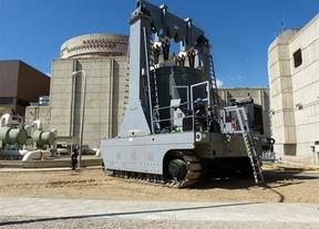 La industria nuclear se pone la venda: mientras se construye el ATC 'los residuos están seguros'