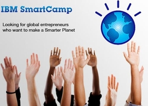 El concurso para emprendedores IBM SmartCamp se celebrará en España en Octubre