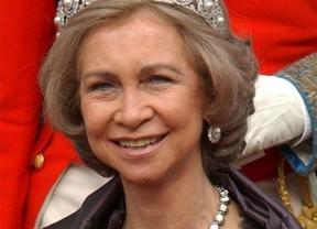 Y la Reina Sofía.... en ¡Grecia! celebrando la Pascua Ortodoxa con su familia