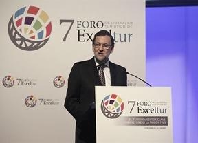 Rajoy lo tiene claro: el turismo es el 'mascarón de proa' de la economía
