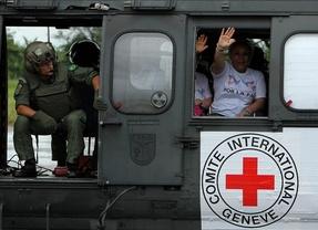 Las FARC liberan a los últimos 10 rehenes políticos