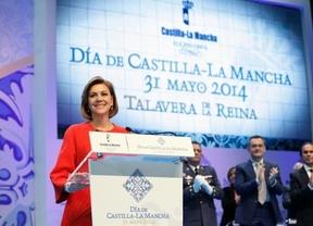Así ven PP y PSOE las inversiones anunciadas por Cospedal durante el Día de Castilla-La Mancha