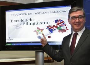 Marín espera que más de la mitad de centros alcancen el segundo nivel del Plan de Plurilingüismo