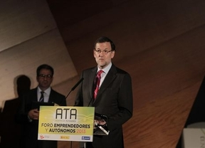 Rajoy anuncia la ampliación del contrato de apoyo a emprendedores al tiempo parcial