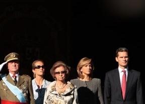 ¿Toque de atención?: tras salir el nombre de la Infanta en el 'caso Urdangarín', ahora la 'sacan'