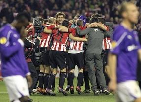 El Athletic consigue su sueño gracias al gol de Muniain