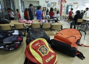 Cospedal defiende que la LOMCE reforzará asignaturas como el inglés o las matemáticas