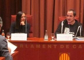 La exmujer de Jordi Pujol jr. se niega a declarar ante la comisi�n del fraude