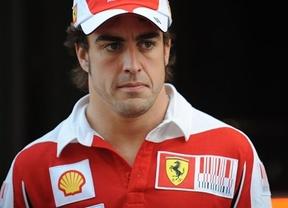 Alonso sigue quejándose de no tener
