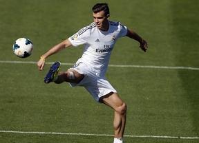 Gareth Bale vuelve a recaer y se pierde el partido ante el Copenhague