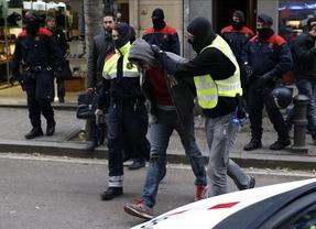 Al menos 14 detenidos en la Operación Pandora contra el 'terrorismo anarquista'
