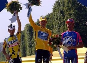 El palmarés del Tour de la época Armstrong se quedará en blanco