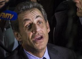 Sarkozy se presenta a sí mismo como la víctima de una persecución de los jueces