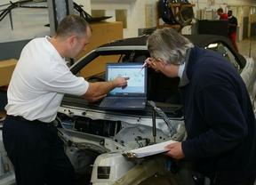 Los fabricantes de vehículos invirtieron 58 millones en formación en 2013