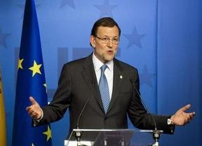 La bajada de impuestos y los signos de mejora económica, las bazas de Rajoy para las europeas