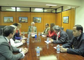 Daniel Jiménez (PSOE) propone abrir una oficina de captación de inversiones para Guadalajara