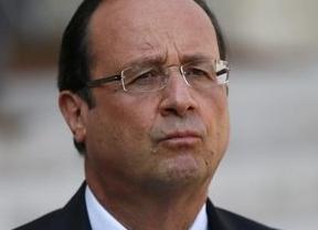 François Hollande: una voz contra Artur Mas