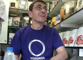 Antonio Montiel (Podemos Valencia) demanda más explicaciones a Monedero