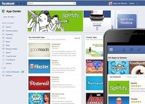 Facebook lanza App Center, su tienda de aplicaciones para móviles y web