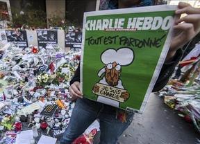 Un tribunal turco veta la portada de 'Charlie Hebdo' y sólo un diario reproduce parte de la publicación