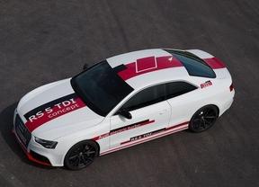 Audi presenta el RS 5 TDI concept, con 385 caballos y un consumo de 5,3 litros