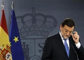 Rajoy choca contra su propia