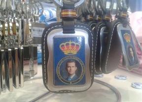 Madrid se llena de 'souvenirs' sobre la proclamación de Felipe VI