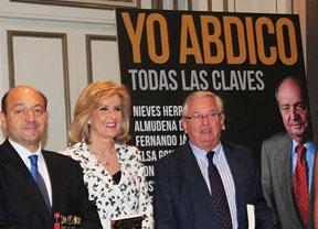 Los autores de 'Yo abdico', el libro sobre la renuncia del rey Juan Carlos, firmarán ejemplares en la Casa el Libro de Gran Vía
