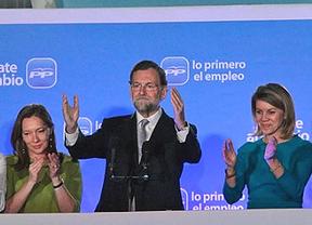 Intentan transmitir una recuperaci�n global del PP: volver�a a tener una ventaja de casi 10 puntos ante el PSOE