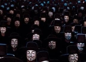 Anonymous presume de haber 'hackeado' la mismísima web de la CIA