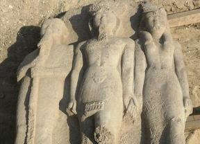 Egipto sigue descubriendo tesoros milenarios