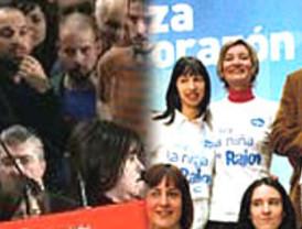 Zapatero le busca un 'novio' a la 'niña' de Rajoy