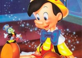 Pinocho logrará ser de carne y hueso