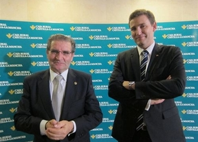 Andrés Gómez Mora, reelegido presidente de Caja Rural de Castilla-La Mancha