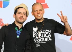Calle 13 hacen historia en los Grammy Latinos
