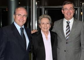 Amparo Baró, entre los premiados en la gala anual de AMITE