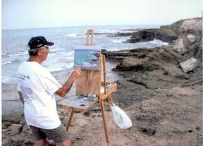 Manuel Fernández-Caballero expone su naturaleza salvaje en Herencia