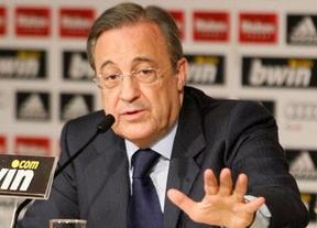 Florentino tacha de 'crueldad' la noticia sobre la lesión de Bale: 'Es para hacernos daño'