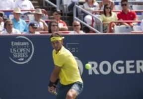 Torneo Cincinnnati: Nadal superó a Becker y se enfrentará a Dimitrov en la tercera ronda