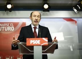 Rubalcaba anima a Cospedal a pedir a Rajoy la retirada del copago hospitalario