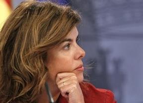 Soraya Saénz ya es la miembro del Gobierno mejor valorada, por encima de Arias Cañete y de Rajoy