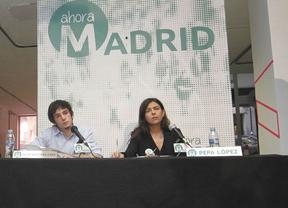 Los plazos de Ahora Madrid, el nuevo partido de Podemos y Ganemos, presionan a IU