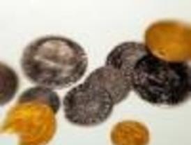 Las monedas robadas estarían entre España y Estados Unidos