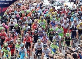 Paolo Tiralongo (Astana) se lleva la novena etapa del Giro y Contador continúa como líder