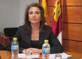 Marta García de la Calzada, consejera de Fomento en Castilla-La Mancha