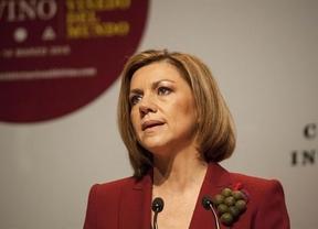 Cospedal cree que el reto para el vino de Castilla-La Mancha está en potenciar la exportación