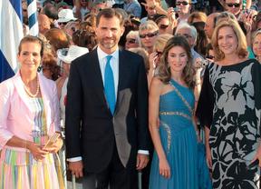 La proclamación de Felipe VI se libra de la hipotética imputación de la infanta Cristina