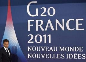 Sarkozy 'hace llamar' a todos los líderes económicos para hablar sobre Grecia