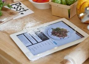 Llega la primera aplicación de cocina para Google Glass