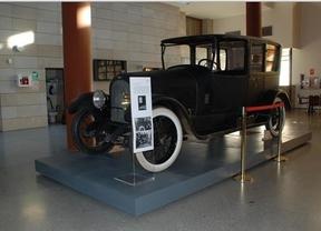 El vehículo en el que fue asesinado Eduardo Dato, en el Museo del Ejército